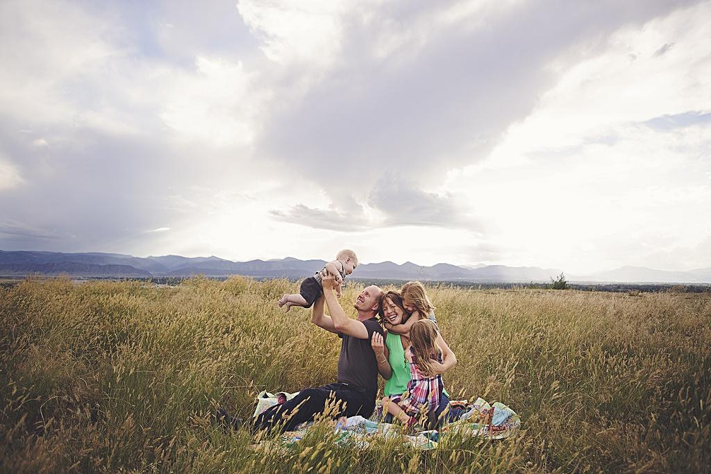 Littleton Family Photographer | The D Family