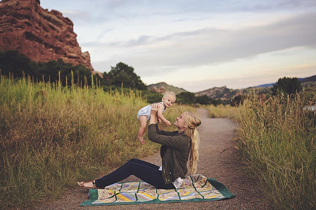 Denver Child Photographer | Kelsey and Rowan