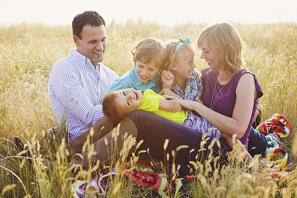 Denver Family Photographer | The Kolfenbachs