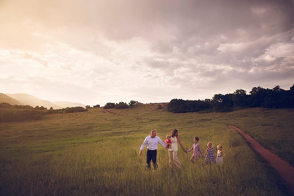 Denver Family Photographer | Gansen Family