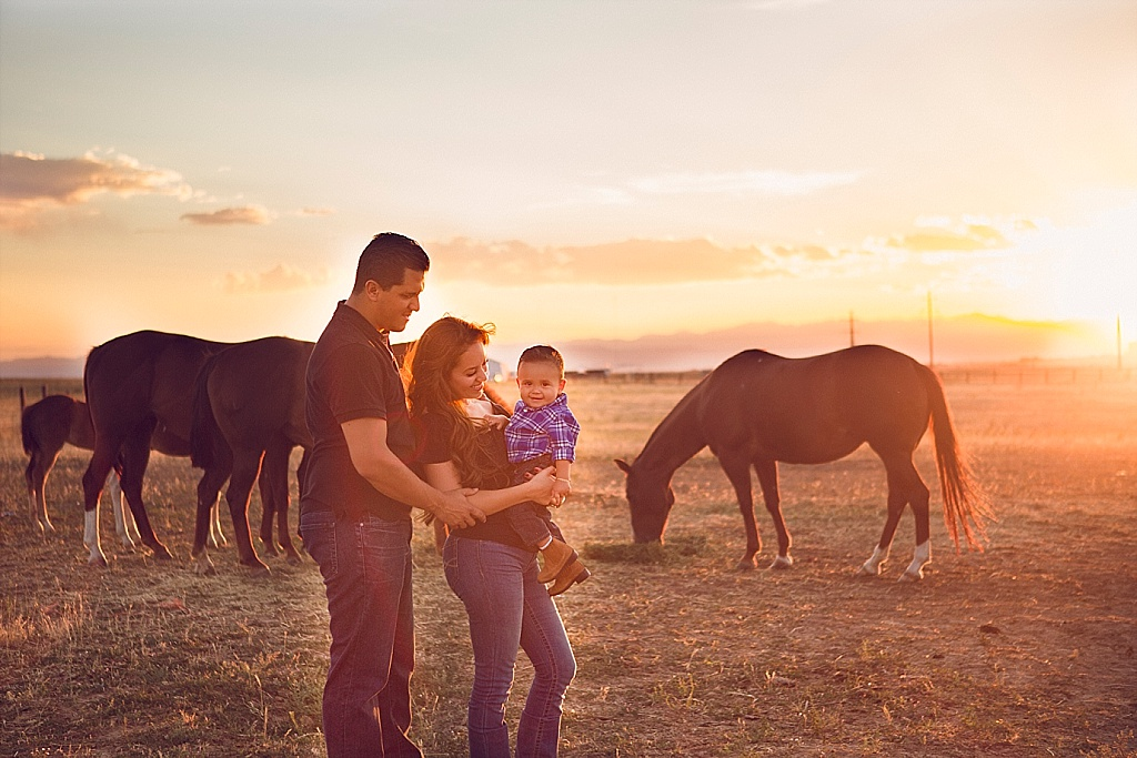 Denver Family Photographer | Martinez Family