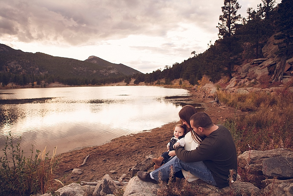 Estes Park Family Photographer | The Braccio Family