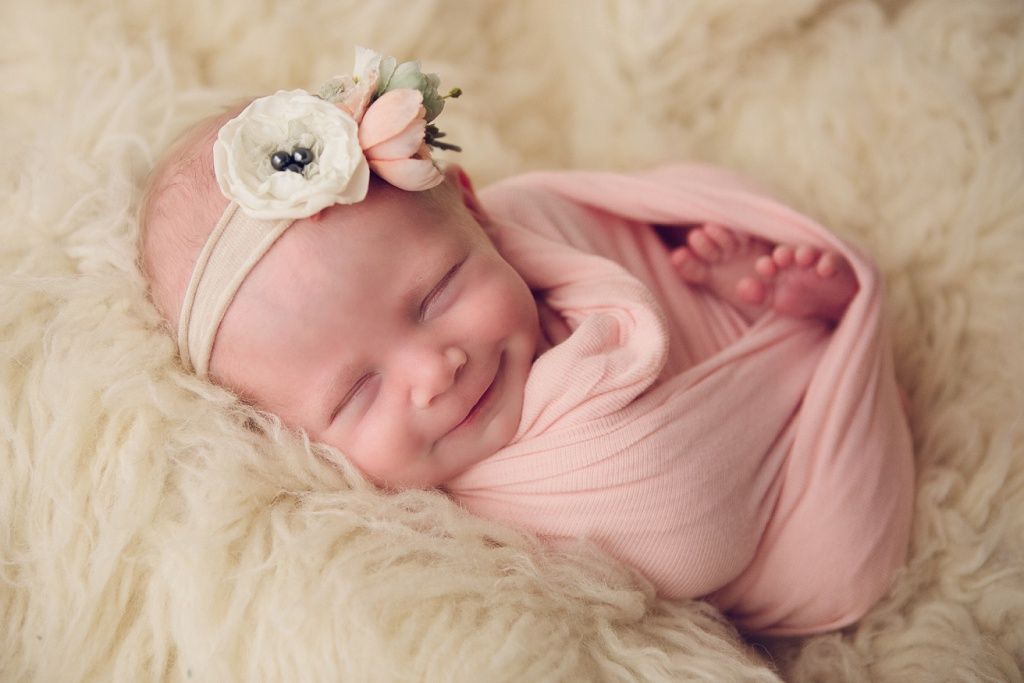 Denver Newborn Photographer | Eleanor Brand New