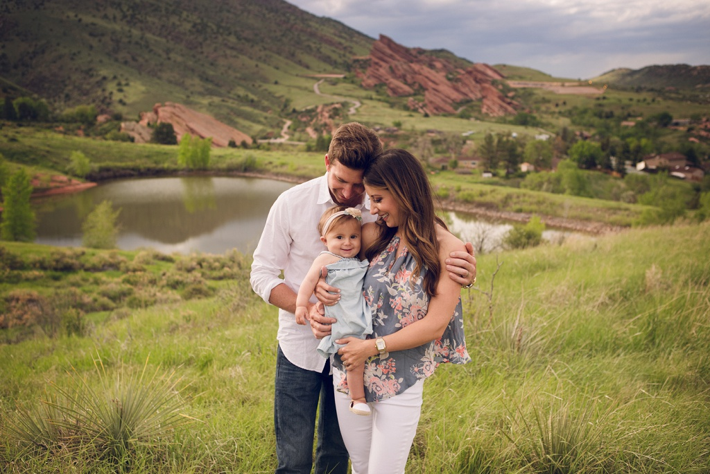 Denver Family Photographer | Macy 1 Year